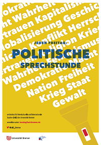 Poster: Political Consultation Hours