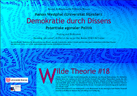 Poster Wilde Theorie 18