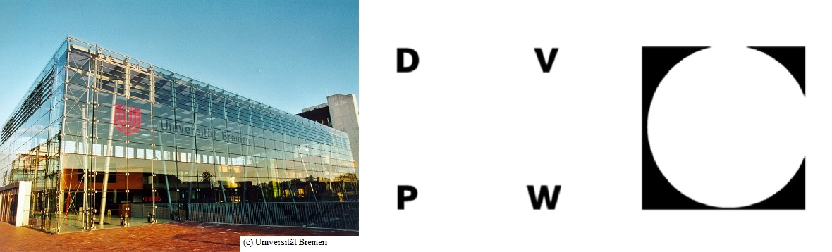 University of Bremen and Logo DVPW