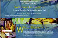 Poster: Wilde Theorie No. 15
